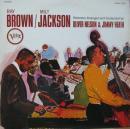 レイ・ブラウンとミルト・ジャクソン