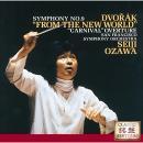 ドヴォルザーク:交響曲第9番「新世界より」、序曲「謝肉祭」