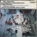 モーツァルト協奏交響曲、コンチェルト