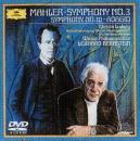 マーラー:交響曲第3番・第10番アダージョ [DVD]