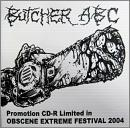 Promotion CD-R Limited In Obscene Extreme Festival