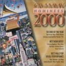 2000グラミー・ノミニーズ