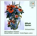 エリオット・カーター: Concert for Piano & Orc.