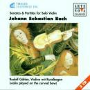 バッハ ; 無伴奏Vnのためのソナタとパルティータ