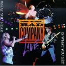 The Best Of Bad Company Live: