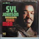 Syl Johnson-Mississippi Mainman