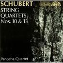 シューベルト : String Quartets 10 & 13