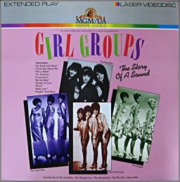 VA / オムニバス / Girl Groups-Story of a Sound