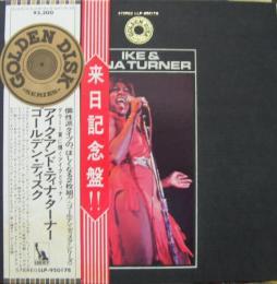 アイク&ティナ・ターナー - ゴールデン・ディスク LLP-95017B/中古CD・レコード・DVDの超専門店 FanFan