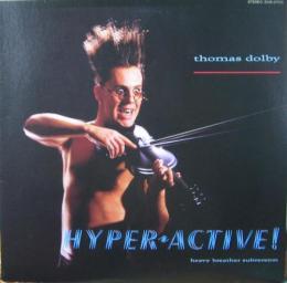 トーマス・ドルビー - ハイパーアクイティヴ EMS-27015/中古CD・レコード・DVDの超専門店 FanFan